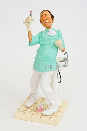 Guillermo Forchino-The Dentist Le Dentiste 1/2 Scale