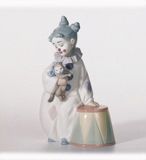 Lladro-Little Tamer