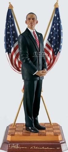 Ebony Visions-President Barack Obama Artist Proof