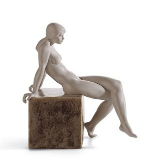 Lladro-Essence Of Woman II