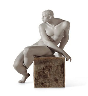 Lladro-Essence Of Man II