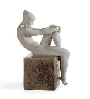Lladro-Essence Of Woman I