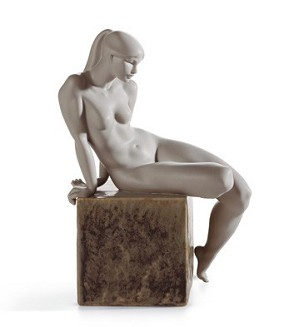 Lladro-Essence Of Woman III
