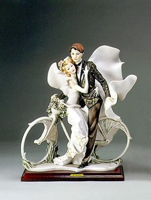 Giuseppe Armani-Wedding Cycle-Ltd   7,500-Ret 2002