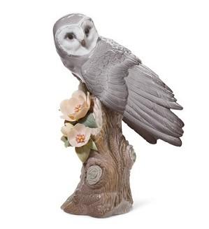 Lladro-Owl