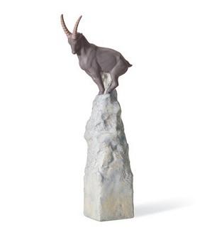 Lladro-Balance Goat I