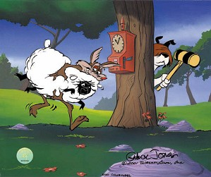 Chuck Jones-Ewe Thief!