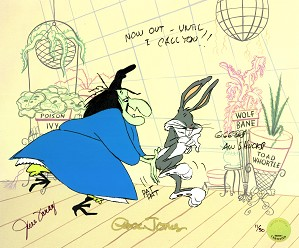 Chuck Jones-Bewitched Bunny 1954 A Golden Age Edition