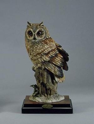 Giuseppe Armani-Owl