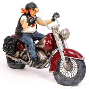 Guillermo Forchino-Le Biker The Motorbike