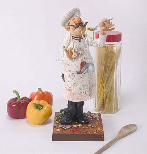 Guillermo Forchino-The Cook / Le Cuisiner 1/2 Scale