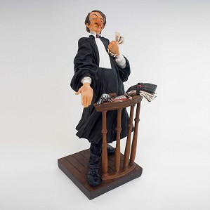 Guillermo Forchino-The Lawyer / L'avocat 1/2 Scale