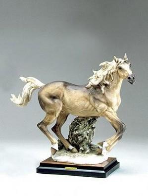 Giuseppe Armani-Galloping Horse - Ltd. Ed. 7500