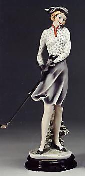 Giuseppe Armani-Lady Golfer