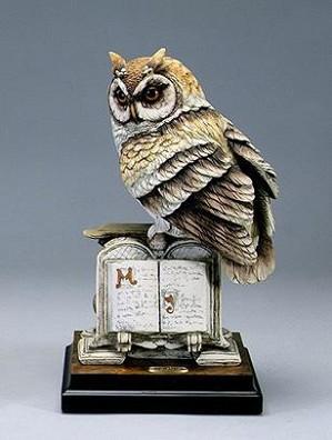 Giuseppe Armani-Wise Owl