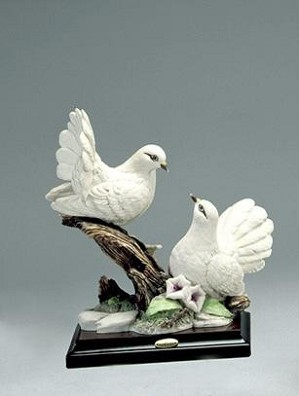 Giuseppe Armani-Two Doves-Ret 2002