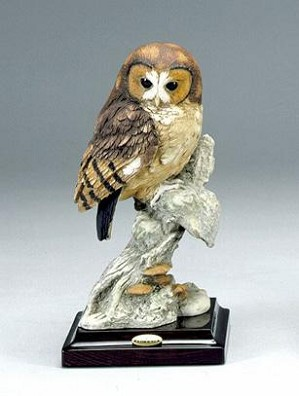 Giuseppe Armani-Small White Owl