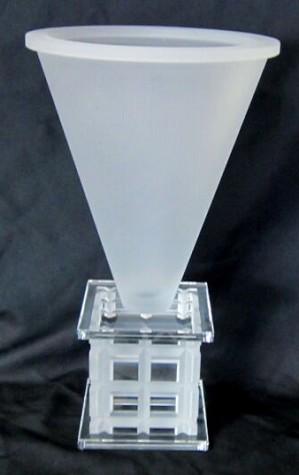 Swarovski Crystal-CUBIC VASE