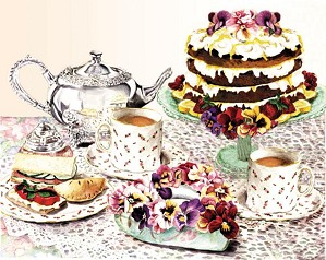 Gamboa-Tea Party For Two