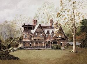 Gamboa-Mark Twain's House