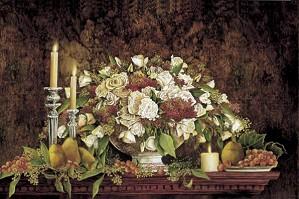 Gamboa-Roses & Candles
