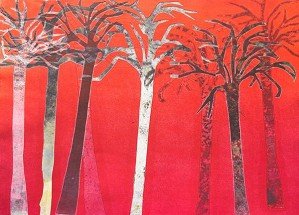 Gamboa-Red Forest I