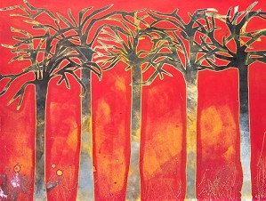 Gamboa-Red Forest II