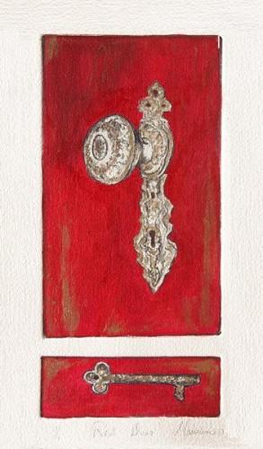 Gamboa-Red Door