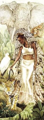 Gamboa-Goddess Of The Jungle