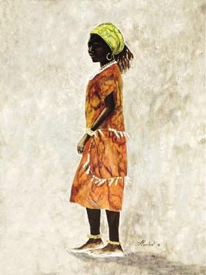 Gamboa-Girl Walking