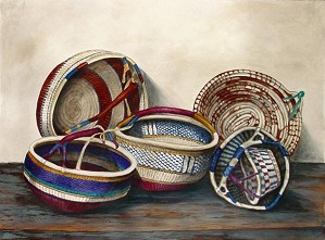 Gamboa-Hand Made In Ghana I