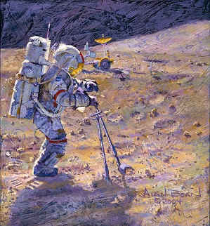 Alan Bean-Some Tools of Our Trade SMALLWORK EDITION ON