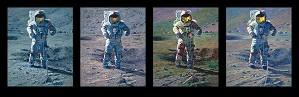 Alan Bean-Apollo Moonscape An Explorer Artists Vision MASTERWORK EDITION