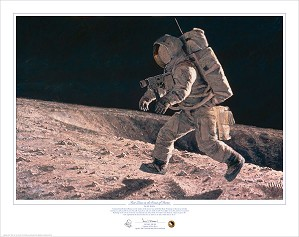 Alan Bean-Fast Times on the Ocean of Storms