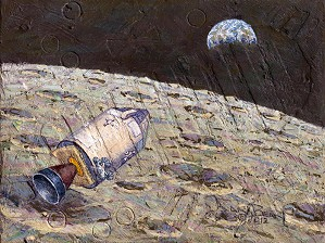 Alan Bean-Apollo 12 Is Headed Home