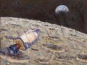 Alan Bean-Apollo 12 Is Headed Home