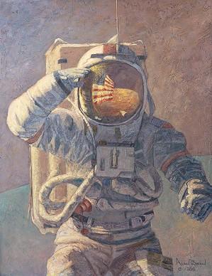 Alan Bean-Our Own Personal Spaceships