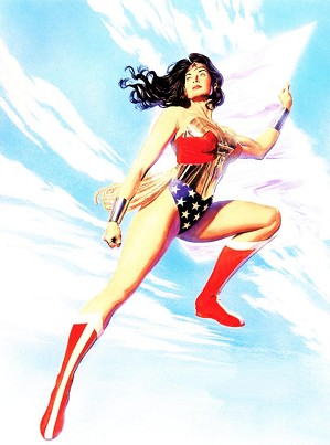 Alex Ross-PRINCESS OF THE AMAZONS