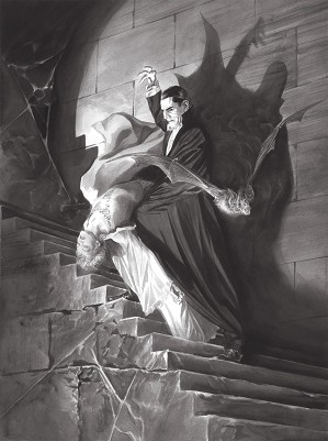 Alex Ross-Universal Monsters Dracula