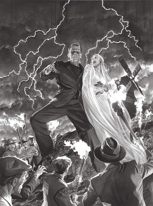 Alex Ross-Universal Monsters Frankenstein