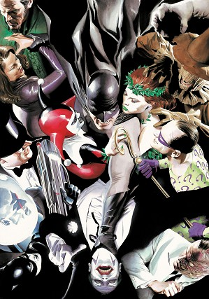 Alex Ross-Joker's Reckoning