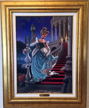 Giuseppe Armani-Cinderella Canvas