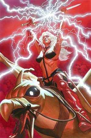 Alex Ross-HEAVY METAL TAARNA
