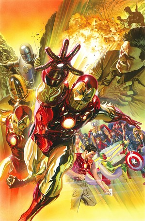 Alex Ross-Superior Iron Man