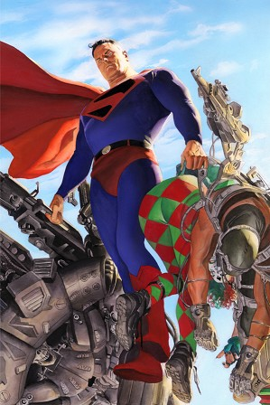 Alex Ross-KINGDOM COME Superman