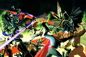 Alex Ross-KINGDOM COME War