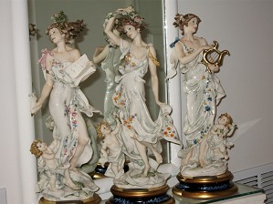 Giuseppe Armani-Muse Of The Arts Matched Numbered Set