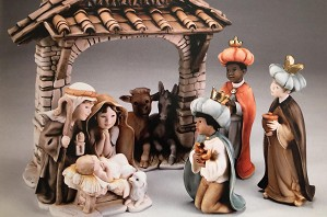 Giuseppe Armani-Nativity Set Children