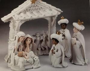 Giuseppe Armani-Nativity Set Children