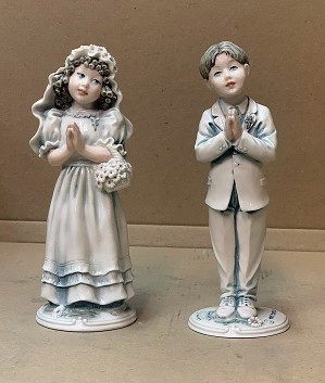 Giuseppe Armani-First Communion Children Set